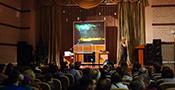 Конференция про Биотопные аквариумы. Выставки, мастер-классы, семинары