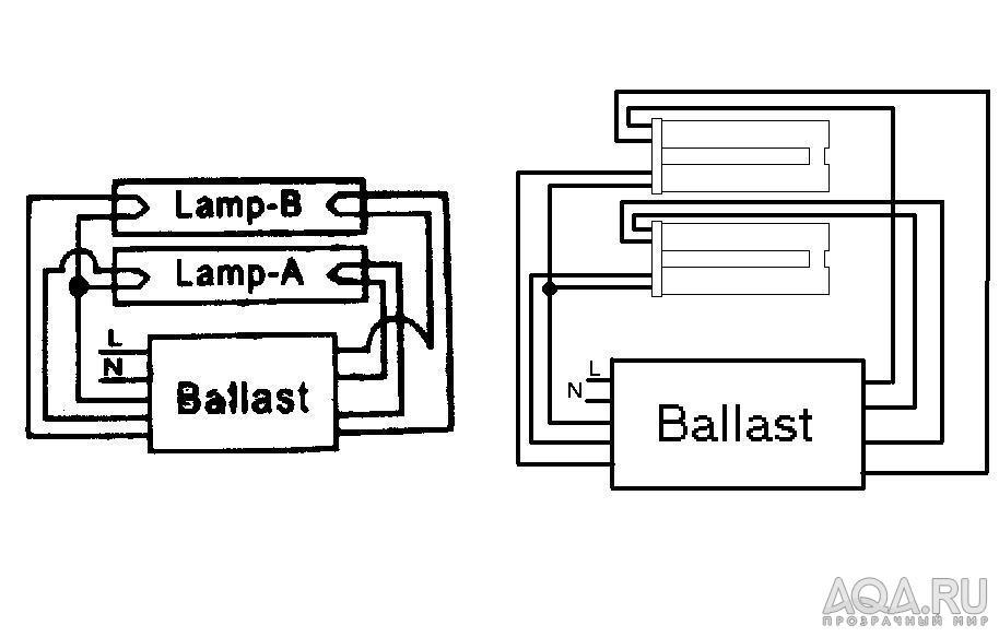 Вот схема подключения EB52