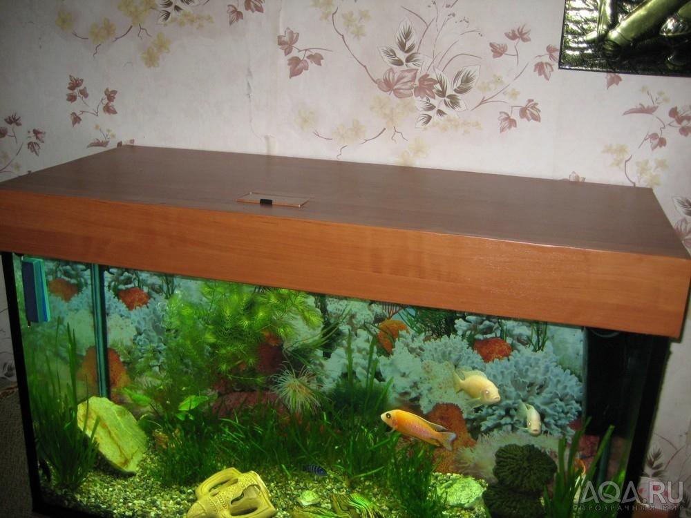 Крышка аквариума фанеры