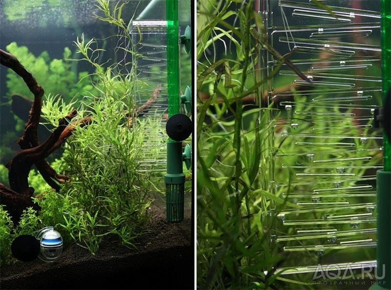 аквариум система со2 своими руками