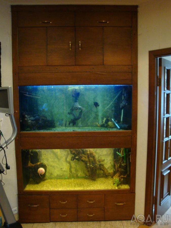 Стойка аквариумная своими руками