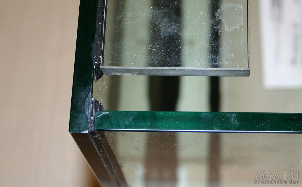 Как склеить аквариум своими руками на 100 литров