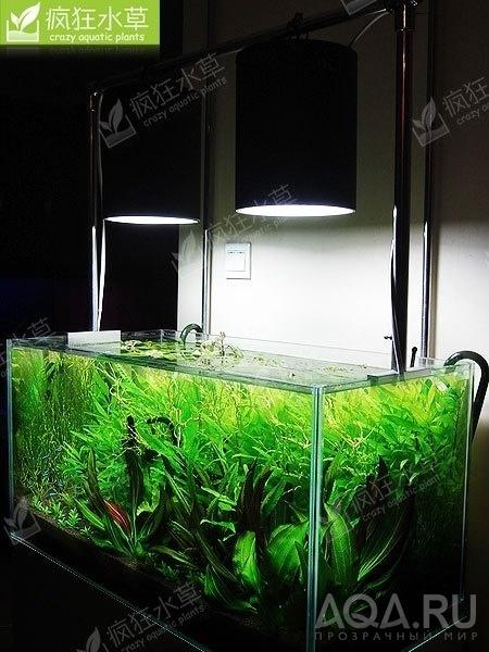 Своими руками подвесной светильник для аквариума