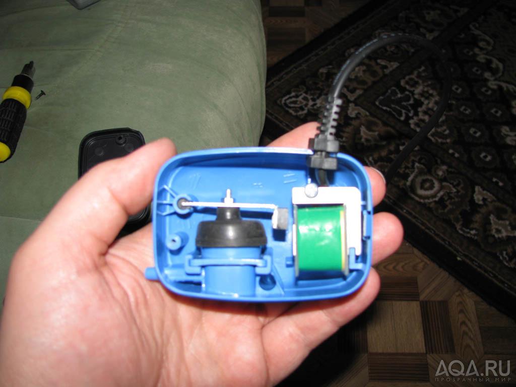 139Компрессор для аквариума своими руками видео