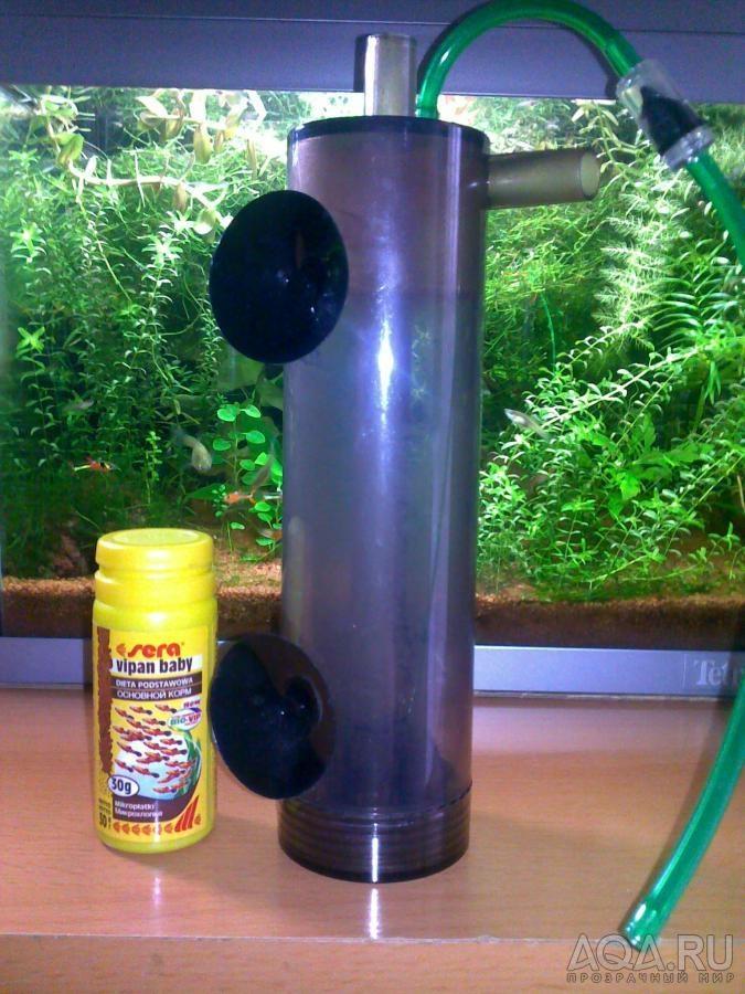 Со2 реактор для аквариума