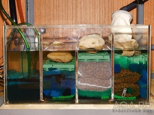 Фильтры для аквариума своими руками фото