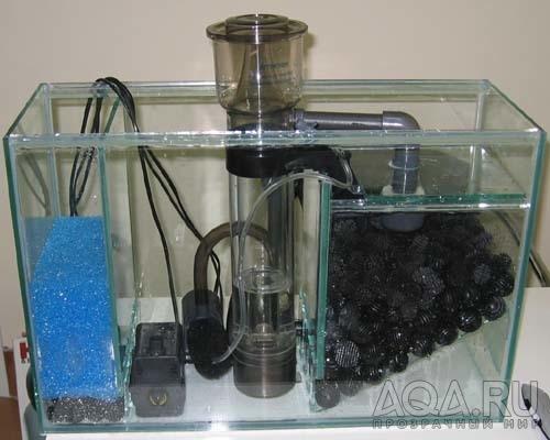 Фильтр для аквариума самп