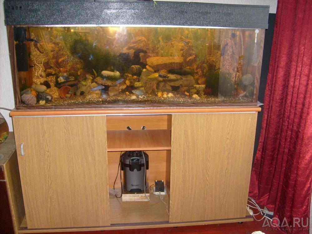 знаете тумба для аквариума в 500 л виду