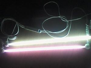 Освещение лампы т5 своими руками