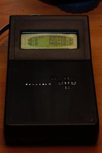 Контроллер в него вошел только-только, даже немного напильником пришлось подработать, чтобы экран всал.