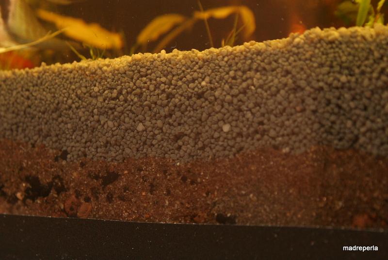 Подложка в аквариум под грунт